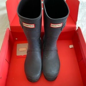 Hunter Boots (cropped)